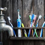 Bring on the Smiles with a self-sanitizing toothbrush