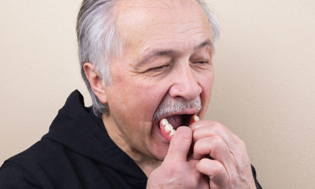 First aid: 4 tips on how to relieve painful pressure points from dentures.